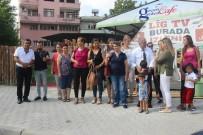 TEOMAN - Başkan Nehir, Kadın Girişimcileri İş Yerlerinde Ziyaret Etti