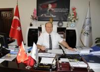 FARKıNDALıK - Başkan Özakcan'dan Geçmiş Olsun Mesajı