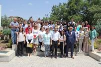 YABANCı DIL - BEDAF'tan Konya Gıda Ve Tarım Üniversitesi'ne Ödül