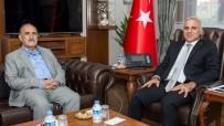 BÜROKRASI - Beşir Atalay'dan Vali Zorluoğlu'na Ziyaret