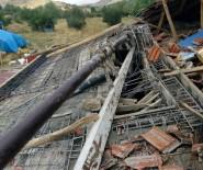 OSMAN YıLMAZ - Beton Mikserinin Pompası Kırıldı Açıklaması 1 Ölü, 3 Yaralı