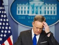 BEYAZ SARAY - Beyaz Saray Sözcüsü Spicer istifa etti