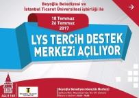 EĞİTİM DÖNEMİ - Beyoğlu Belediyesi'nden LYS Tercihlerinde Öğrencilere Tam Destek