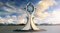 AYDINLATMA DİREĞİ - Beyşehir'e İlçeyi Sembolize Edecek Anıt Projesi