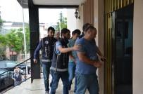 ASKERİ PERSONEL - Bilecik'te Gözaltına Alınan 3 Askeri Personele Adliyeye Sevk Edildi