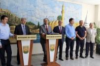 KAPALI ALAN - Bilim Ve Teknoloji Merkezi İçin Protokol İmzalandı