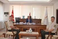 ASKERLİK ŞUBESİ - Binbaşı Gökhan Akdoğan Kütahya'daki Görevine Başladı