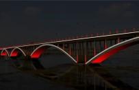 ŞANLIURFA - Birecik Köprüsü Işıl Işıl Olacak