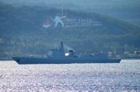 ÇİN - Çin Savaş Gemileri Boğaz'dan Geçti