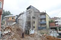 ORHAN FEVZI GÜMRÜKÇÜOĞLU - Çömlekçi 2. Etap Kentsel Dönüşüm Alanında Yıkılan Bina Sayısı 15'E Ulaştı