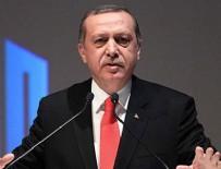 NÜKLEER ENERJI - Cumhurbaşkanı Erdoğan'dan Almanya'ya tepki