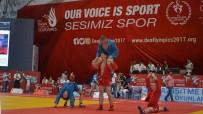 GÜREŞ - Deaflympics Sambo İle Renklendi