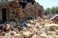 BITEZ - Deprem Binalarda Ağır Hasara Yol Açtı