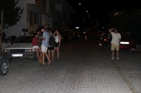 HASAR TESPİT - Deprem Datça'da Da Hissedildi