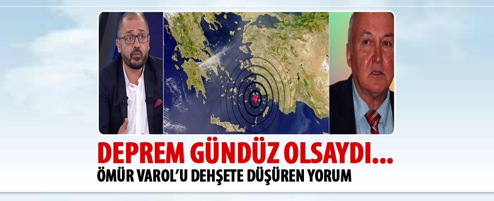 'Deprem gündüz olsaydı denizden ceset toplardık'
