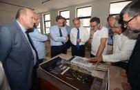 İBRAHIM BURKAY - Dünya Ekonomisinin Kalbine 'BTSO' Damgası