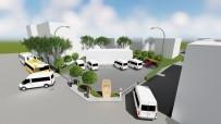TOPLU TAŞIMA ARACI - Dursunbey'e Toplu Taşıma Merkezi Yapılıyor