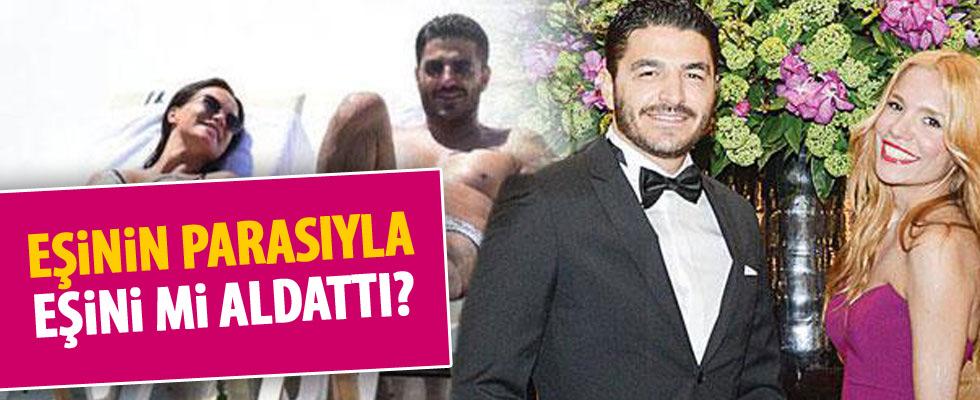 Ebru Şallı'nın sevgilisi karısının parasıyla mı tekne kiraladı?