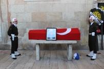 TUGAY KOMUTANI - Edirneli 'Gazi Baba' Son Yolculuğuna Askeri Törenle Uğurlandı