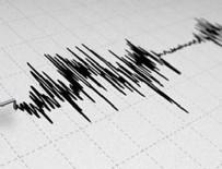 ÖĞRETIM GÖREVLISI - Ege'de 6.6 büyüklüğünde deprem!