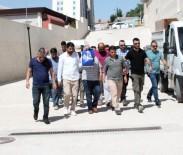 ASKERİ PERSONEL - Elazığ'da FETÖ Operasyonu Açıklaması 10 Şüpheli Adliyeye Sevk Edildi