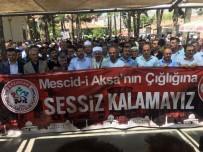 MAVİ MARMARA - Erzincan'dan İsrail'e Tepki