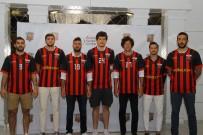 ESKIŞEHIRSPOR - Eskişehir Basket'te 7 imza birden