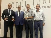 HALIL MEMIŞ - Etkin Belediye Proje Yarışması Ödülleri Sahiplerini Buldu