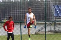 ASKERİ EĞİTİM - Evkur Yeni Malatyaspor'da Sağlam'dan Futbolcularına Askeri Eğitim