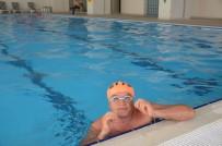 OLIMPIYAT - Gazi Ateş, Boğaziçi Kıtalararası Yüzme Yarışında  Engellileri Temsil Edecek