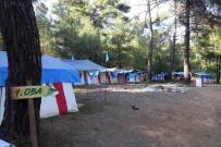 BAĞCıLAR BELEDIYESI - Gençler İçin Deniz Ve Orman Kampı