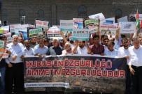 İBADET ÖZGÜRLÜĞÜ - Güneydoğu'da İsrail Protestoları