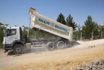 ÖRENCIK - Haliliye Belediyesi Yol Çalışmalarını Sürdürüyor