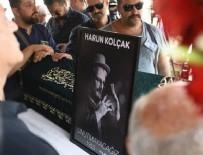 GONCA VUSLATERİ - Harun Kolçak'a son görev