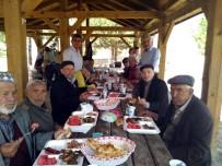 ALPARSLAN TÜRKEŞ - Huzurevi Sakinleri Piknikte Bir Araya Geldi