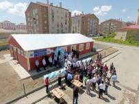 TERMAL TURİZM - Ilıca'ya Sosyal Donatı Alanı Ve Taziye Evi Açıldı