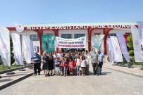 VOLEYBOL MAÇI - İlkadım Belediyesinden Engelli Sporculara Destek