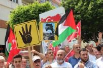 EĞITIM BIR SEN - İskenderun'da Mescid-İ Aksa Protestosu