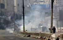 PROTESTO - İsrail polisi bir Filistinli genci öldürdü