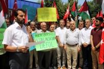CUMA NAMAZI - İsrail Yalova'da Lanetlendi