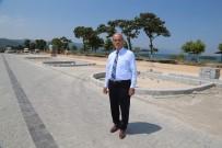 SU SPORLARI - İznik Sahil Yolunda Hummalı Çalışma