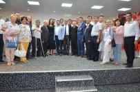 TÜRK SAĞLıK SEN - Kamu Hastaneleri Birliği'nden 'Demokrasi Zaferi Ve Şehitleri Anma Programı'