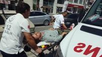 KUĞULU PARK - Karaman'da Bıçaklı Kavga Açıklaması 1 Yaralı