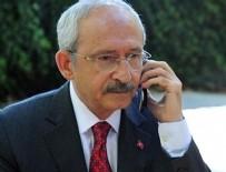 AHMET ARSLAN - Kılıçdaroğlu duyar duymaz telefona sarıldı