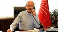 AHMET ARSLAN - Kılıçdaroğlu'ndan, Bakan Arslan'a taziye telefonu