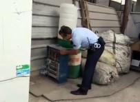 İL EMNİYET MÜDÜRLÜĞÜ - Kocaeli'deki Hurdacılara Yönelik Operasyon Kamerada