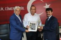 ESNAF VE SANATKARLAR ODASı - Konya Bakır Ve Kalaycılar Odası Başkanı Torus 'Esnaf Oscarı'nın Sahibi Oldu