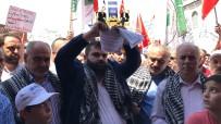 GIYABİ CENAZE NAMAZI - Konya'da STK'lardan Mescid-İ Aksa Tepkisi