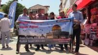 'Kudüs Ağlarsa Uşak Ağlar'