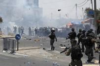 ÇATIŞMA - Kudüs'te Ölü Sayısı 3'E Yükseldi